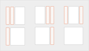 module column layouts